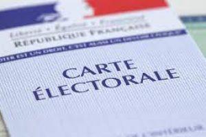 Permanence Inscription Electorale – 14/05/2021