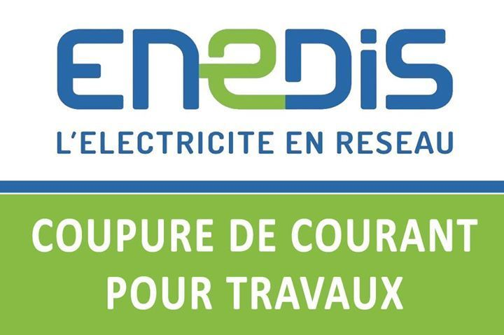 """Coupure d'électricité """"Rue de la Gare"""" 11/09/2021"""